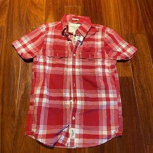 Abercrombie & Fitch Men Shirt size Large